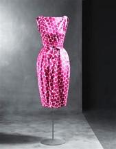 Exposición de vestidos de Balenciaga- Colección Rachel l. Mellon - 2